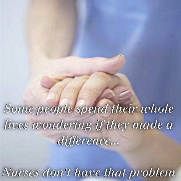 Quote About Nurses Making A Difference 2 Picture Quote #1