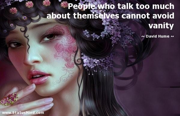 Vanity Quote 1 Picture Quote #1