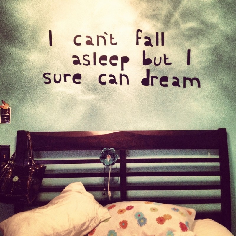 Cant Sleep Quote 2 Picture Quote #1