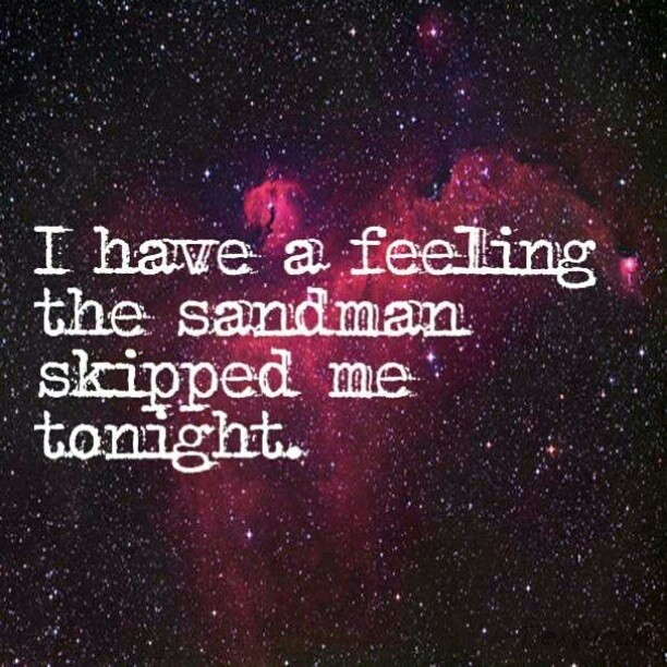 Cant Sleep Quote 9 Picture Quote #1