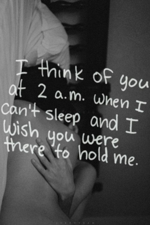 Cant Sleep Thinking Of You Quote 1 Picture Quote #1