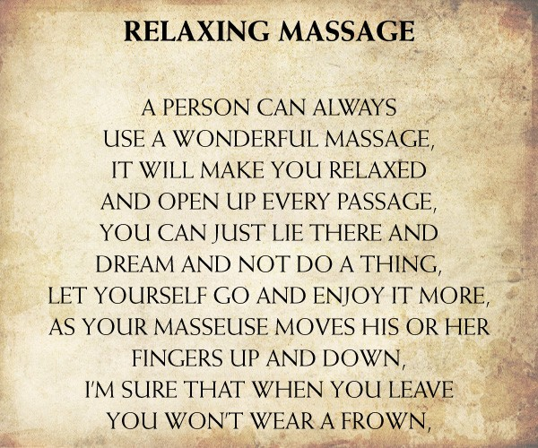 Massage Quote 3 Picture Quote #1