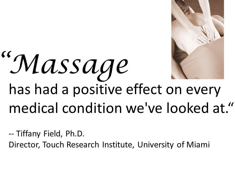 Body Massage Quote 1 Picture Quote #1