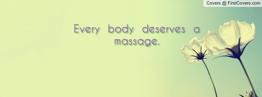 Massage Quote 6 Picture Quote #1