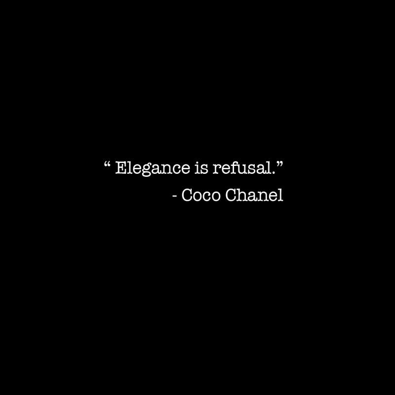 Elegance Quote 3 Picture Quote #1