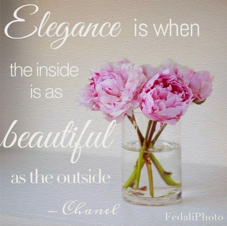 Elegance Quote 4 Picture Quote #1