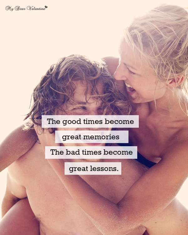 Good Memories Quote 7 Picture Quote #1