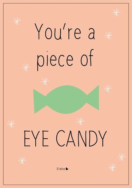 Eye Candy Quote 1 Picture Quote #1