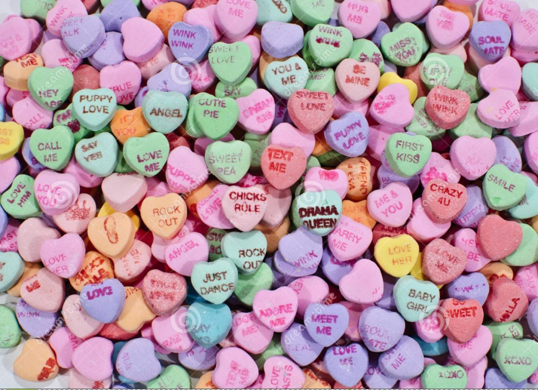 Valentine Candy Quote 1 Picture Quote #1