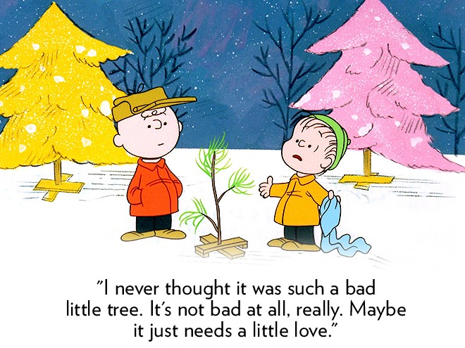 Charlie Brown Christmas Movie Quote 1 Picture Quote #1