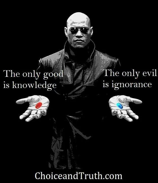 Good Vs Evil Quote 5 Picture Quote #1