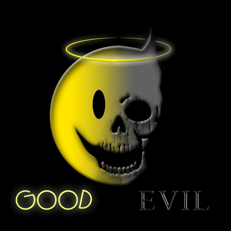 Good Vs Evil Quotes & Sayings | Good Vs Evil Picture Quotes