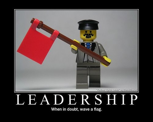 Humour and leadership