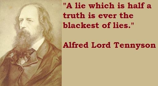 Alfred Lord Tennyson Quote 1 Picture Quote #1