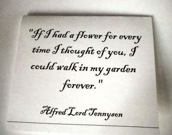 Alfred Lord Tennyson Quote 7 Picture Quote #1