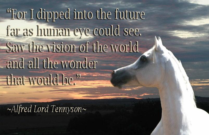 Alfred Lord Tennyson Quote 4 Picture Quote #1