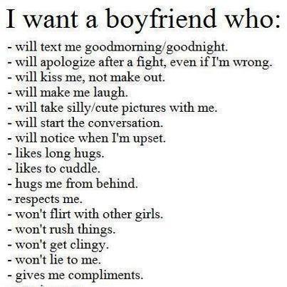 Future Boyfriend Quote 8 Picture Quote #1
