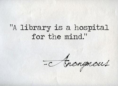 Library Quote 2 Picture Quote #1
