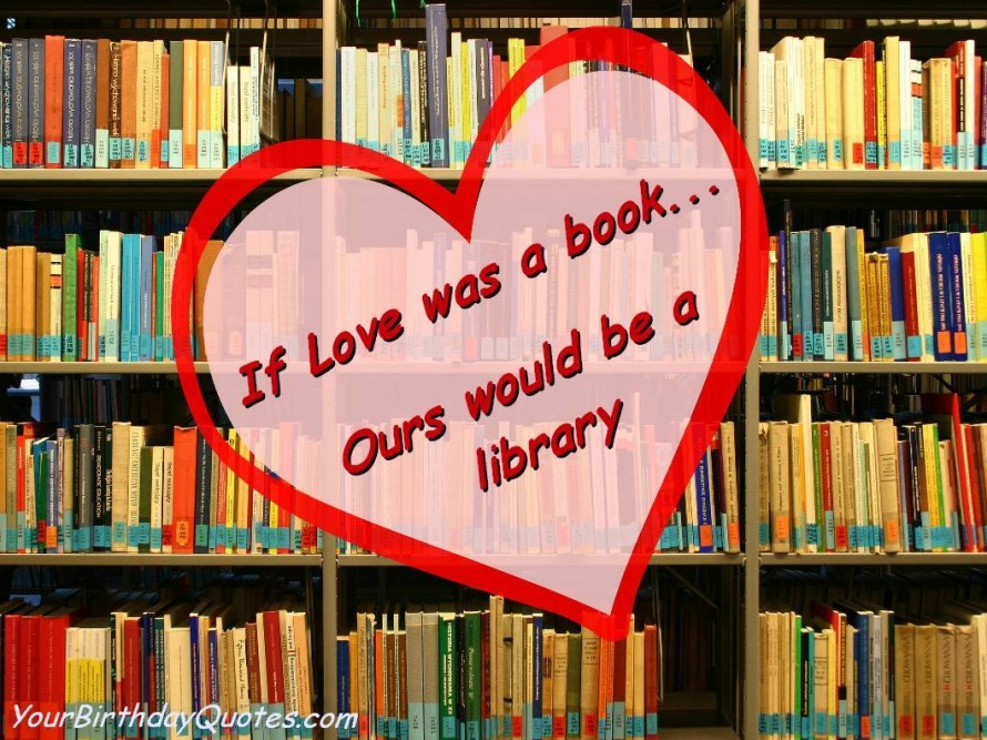 Library Quote 4 Picture Quote #1