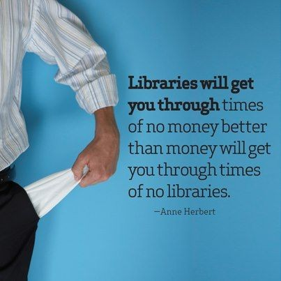 Library Quote 6 Picture Quote #1