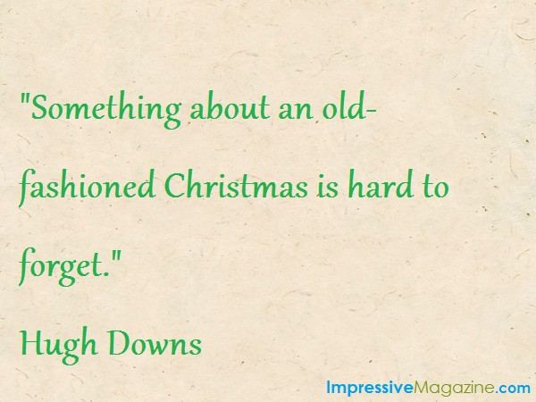 Christmas Nostalgia Quote 1 Picture Quote #1