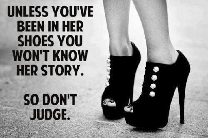 Dont Judge Me Quote 6 Picture Quote #1