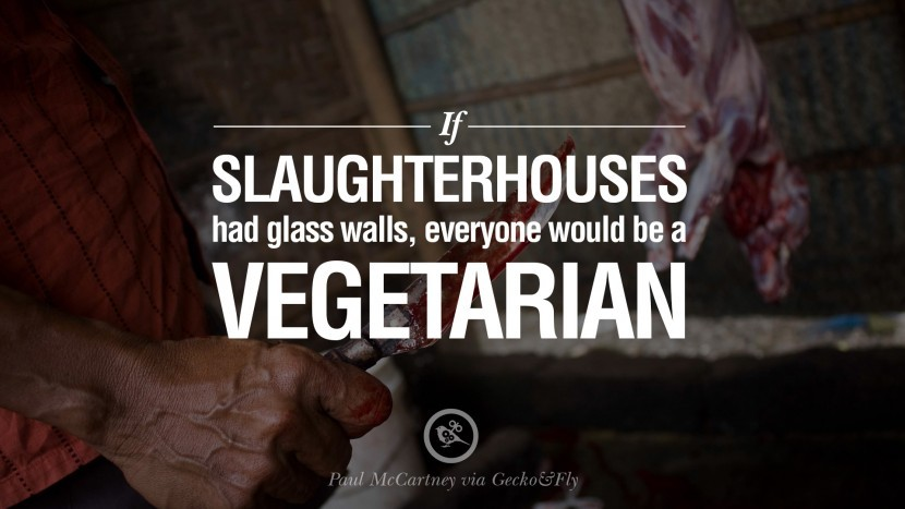 Paul Mccartney Vegetarian Quote 2 Picture Quote #1