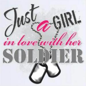 Military Girlfriend Quote | Quote Number 690748 | Picture Quotes