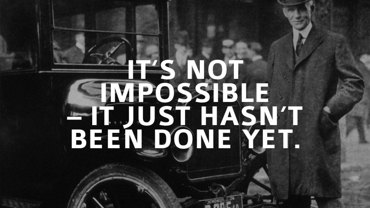 Impossible Quote 4 Picture Quote #1
