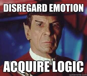 Logic Quote 1 Picture Quote #1