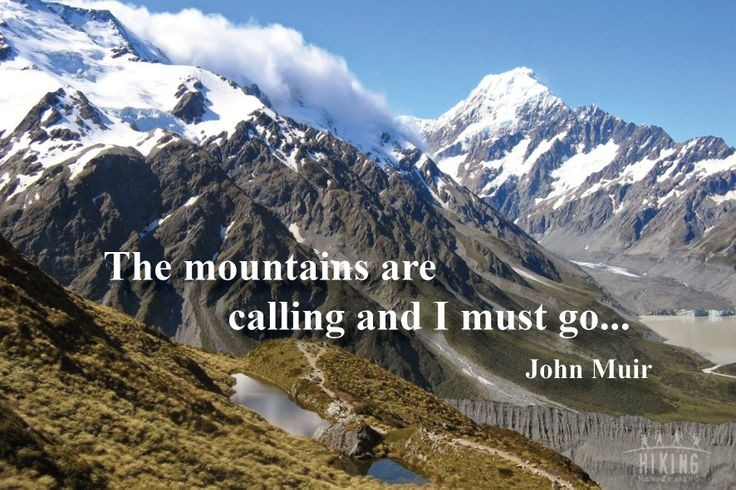 Mountain Hiking Quote 3 Picture Quote #1