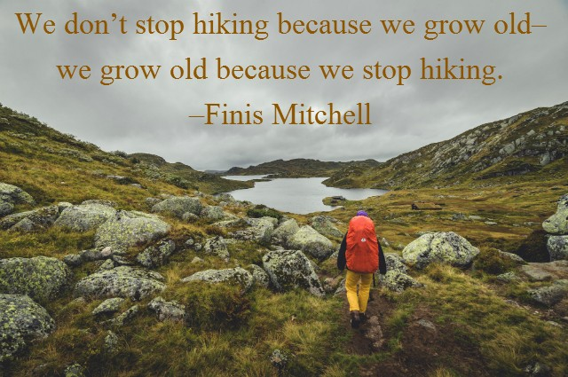 Hiking Quote 15 Picture Quote #1