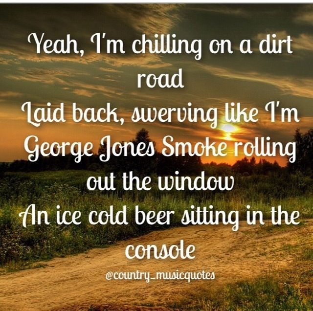 Country Dirt Road Quote 2 Picture Quote #1