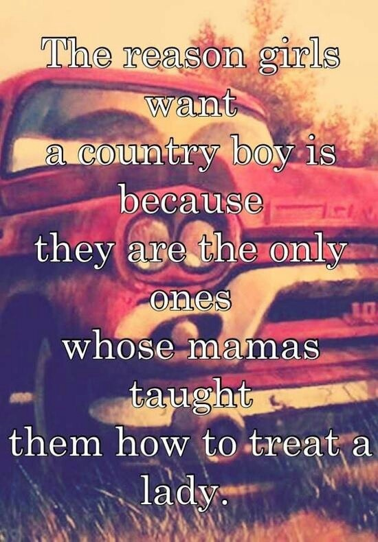 Country Boy Quote 7 Picture Quote #1
