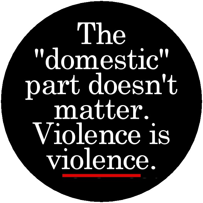 Domestic Violence Quote 1 Picture Quote #1