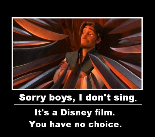 Funny Disney Quote 2 Picture Quote #1