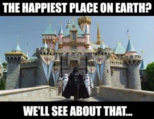 Funny Disneyland Quote 1 Picture Quote #1