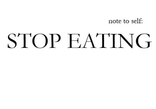 Eating Disorder Quote 2 Picture Quote #1