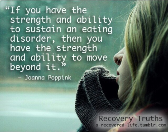 Eating Disorder Quote 5 Picture Quote #1