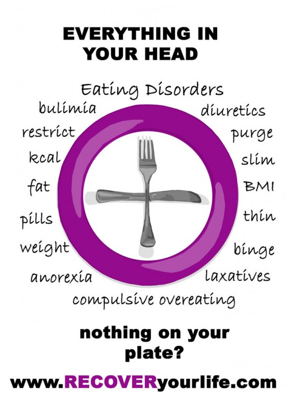Eating Disorder Awareness Quote 2 Picture Quote #1