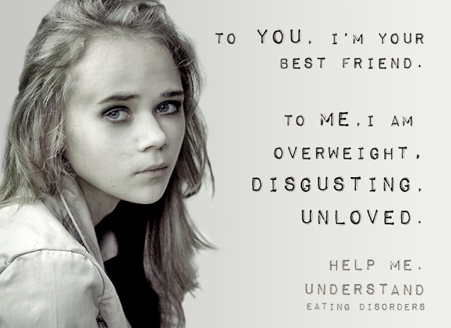 Eating Disorder Quote 10 Picture Quote #1