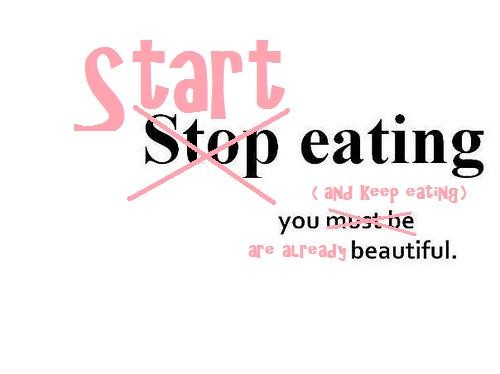 Eating Disorder Recovery Quote 1 Picture Quote #1