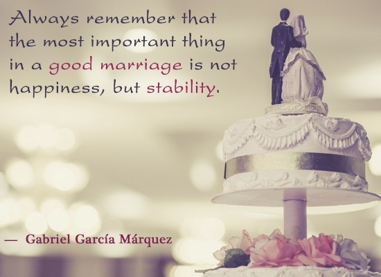 Marriage Advice Quote 2 Picture Quote #1