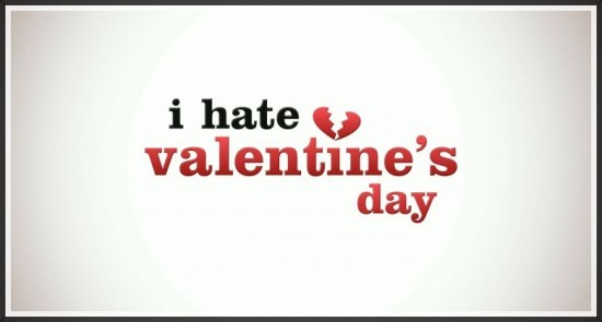 Funny Valentine Hate Quote 1 Picture Quote #1