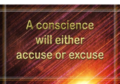 Conscience Quote 4 Picture Quote #1