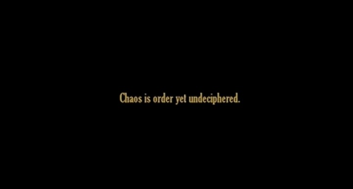Order And Chaos Quote 2 Picture Quote #1
