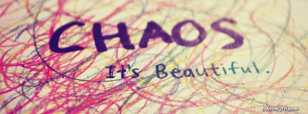 Beautiful Chaos Quote 1 Picture Quote #1