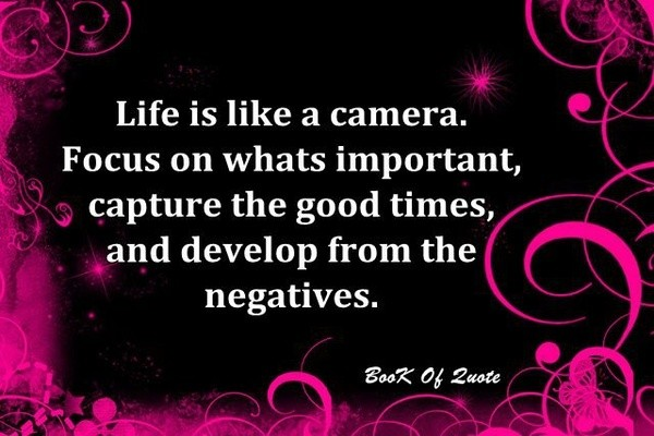 Life Is Like Quote 4 Picture Quote #1