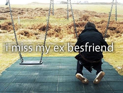 Ex Best Friend Quote 2 Picture Quote #1