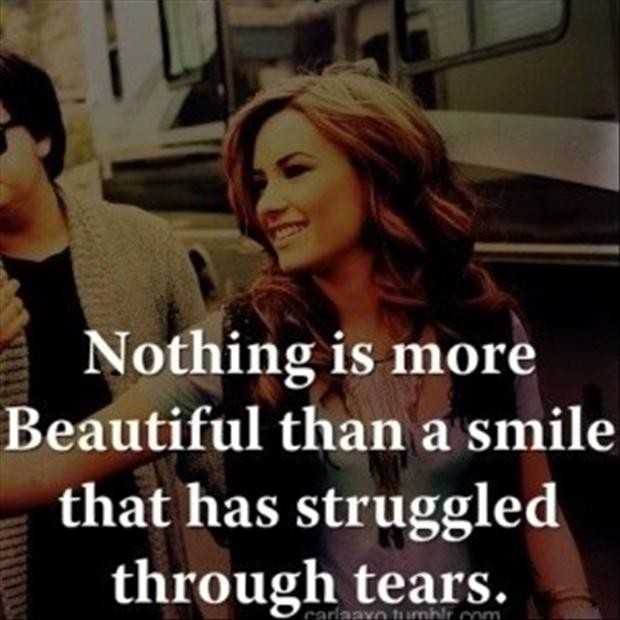 Beautiful Smile Quote 1 Picture Quote #1